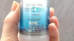 Отзыв: Дезодорант-кристалл EcoDeo