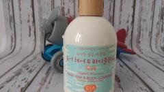 Отзыв: Детское моющее средство для волос и тела на основе экстракта органического алоэ