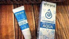 Отзыв: Глоток воды с бальзамом Aqua Levrana