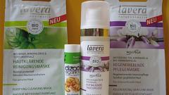 """Отзыв: Для губ """"Dizao Organics"""", Восстанавливающий дневной крем «Белый чай» Lavera, маски Lavera."""