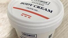 Отзыв: Натуральный крем для тела «оливковое масло» от ecobox