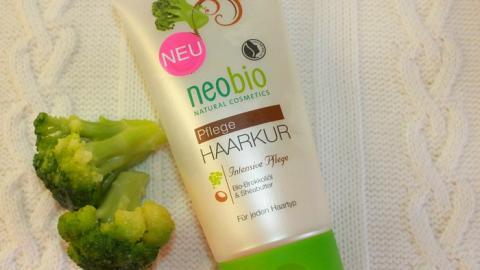 Отзыв: Маска для волос Neobio