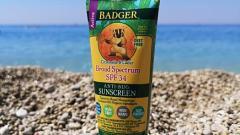 Отзыв от MoonLyly: Солнцезащитный крем от насекомых spf 34