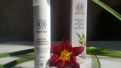 Отзыв: Первый крем Sentio с идеальным составом - гениально для жары!