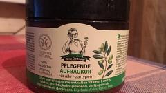Отзыв: Маска для волос от Бабушки Гертруды