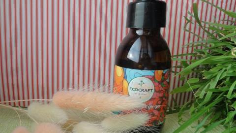"""Отзыв: Гидрофильное масло для нормальной кожи """"Манго и розовый имбирь"""""""