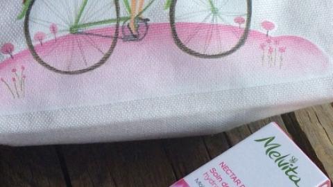 """Отзыв: Увлажняющий дневной крем """"Розовый нектар"""" Melvita"""