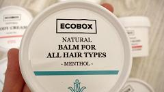 Отзыв: Хороший бальзам для волос «ментол» от ecobox