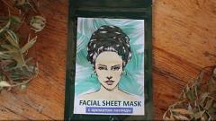 Отзыв: Miss Laminaria Тканевая маска на основе альгината натрия, аромат лаванды
