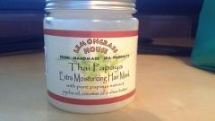 """Отзыв: Маска для волос """"Папайя"""" Lemongrass House"""