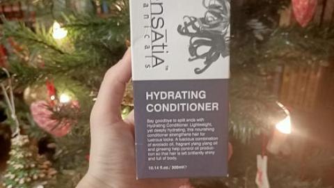 Отзыв от natural1992: Кондиционер для волос Увлажнение