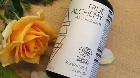 Отзыв: Бальзам для волос Proteins 1,2% & Inulin 3% от True Alchemy