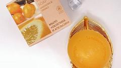 Отзыв: Огромный кругляш мыла с вкусным ароматом Миринды