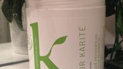 Отзыв: Восстанавливающий кондиционер-маска K pour Karite