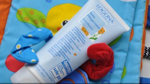 Отзыв: Крем с календулой для младенцев Logona