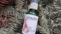 Отзыв: Натуральный спрей для волос сильной фиксации от Ura'ala