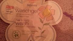 Отзыв: Детский шампунь-гель для мытья волос и тела Topfer