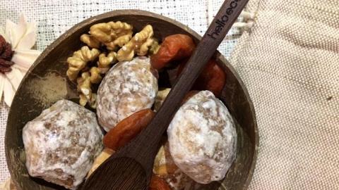 Отзыв от DianaBorisenko: Пиала кокосовая
