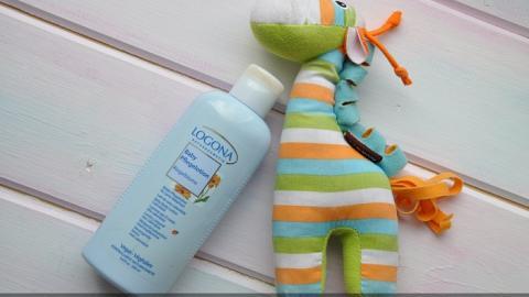 Отзыв: Молочко с календулой для младенцев Logona