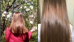 Отзыв: Помогло мне вернуть густоту  после длительного выпадения волос и отрастить приличную длину.