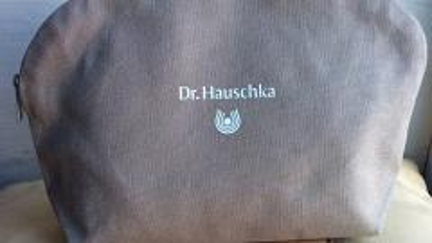 Отзыв: Косметичка Dr.Hauschka