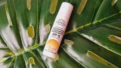 Отзыв от VeronicaP: Гипоаллергенный солнцезащитный бальзам для губ SPF 15 с маслом малины
