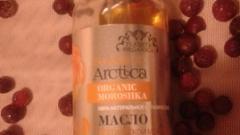 Отзыв: Масло арктической морошки Planeta Organica