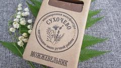 """Отзыв: Натуральное мыло """"Можжевельник"""" от """"Сухочево"""""""