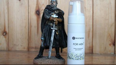 Отзыв от Irinka: Пенка For men очищающая для мужчин