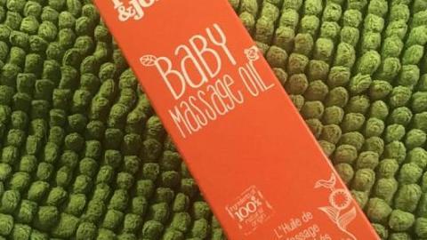 Отзыв: Массажное масло для младенцев, которое нравится малышу!