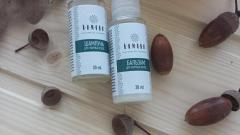 Отзыв: Шампунь и бальзам для жирных волос от КАМАЛИ + не совсем удачный продукт, которого сняли с производства.