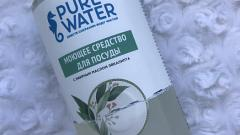 Отзыв от Виктория: Экологичное моющее средство для посуды с эфирными маслами