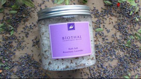 """Отзыв: Biothal Соль для ванн """"Розмарин-Лаванда"""""""