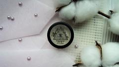 Отзыв: Пудра Pearls от Etheria - волшебный дуэт жемчуга и шелка!