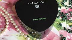 Отзыв: Прозрачная рассыпчатая пудра Dr.Hauschka