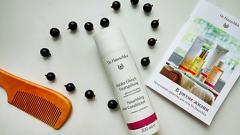 Отзыв: Ополаскиватель для волос «Жожоба и алтей» Dr.Hauschka