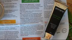 """Отзыв от Irinka: Крем для лица """"Дикая Мята"""" (для мужчин)"""
