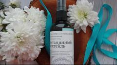 """Отзыв: Витамины для волос, или сыворотка - спрей """"Витаминный коктейль"""" от Краснополянская косметика"""