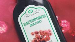 Отзыв: Касторовое масло Mirolla Nature