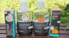 Отзыв: Biomed: пеннные ополаскиватели, зубные пасты и щетки - что выбрать из ассортимента?