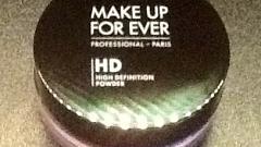 Отзыв: Минеральная пудра High Definition Make Up For Ever