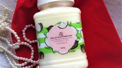 Отзыв от Natalie K: Косметическое кокосовое масло