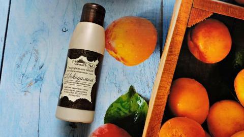 Отзыв: Гидрофильное масло для снятия макияжа Макадамия Спивакъ