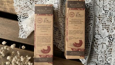 Отзыв: Пимента и Тмин -масла для волос от Botavikos