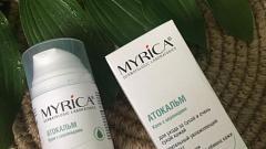 Отзыв: Атокальм крем с церамидами, SOS для экстренно сухой атопичной кожи, от компании MYRICA