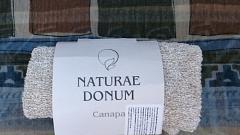 Отзыв: Мочалка-рукавичка из конопли и льна Naturae Donum