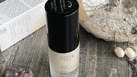 Отзыв: Легкое увлажнение для кожи вокруг глаз от JOIK Organic
