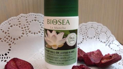 Отзыв: Роликовый дезодорант «Белый Лотос», BIOSEA