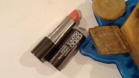 """Отзыв: Увлажняющая помада для губ тон 104 """"Pop Pink"""" Dizao Organics"""