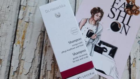 Отзыв: Шампунь для всех типов волос Dr. Hauschka